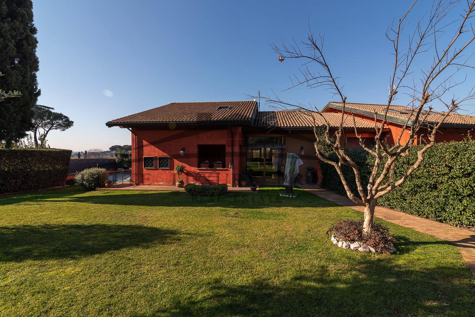 Villa esclusiva in vendita Roma Sant'Alessandro