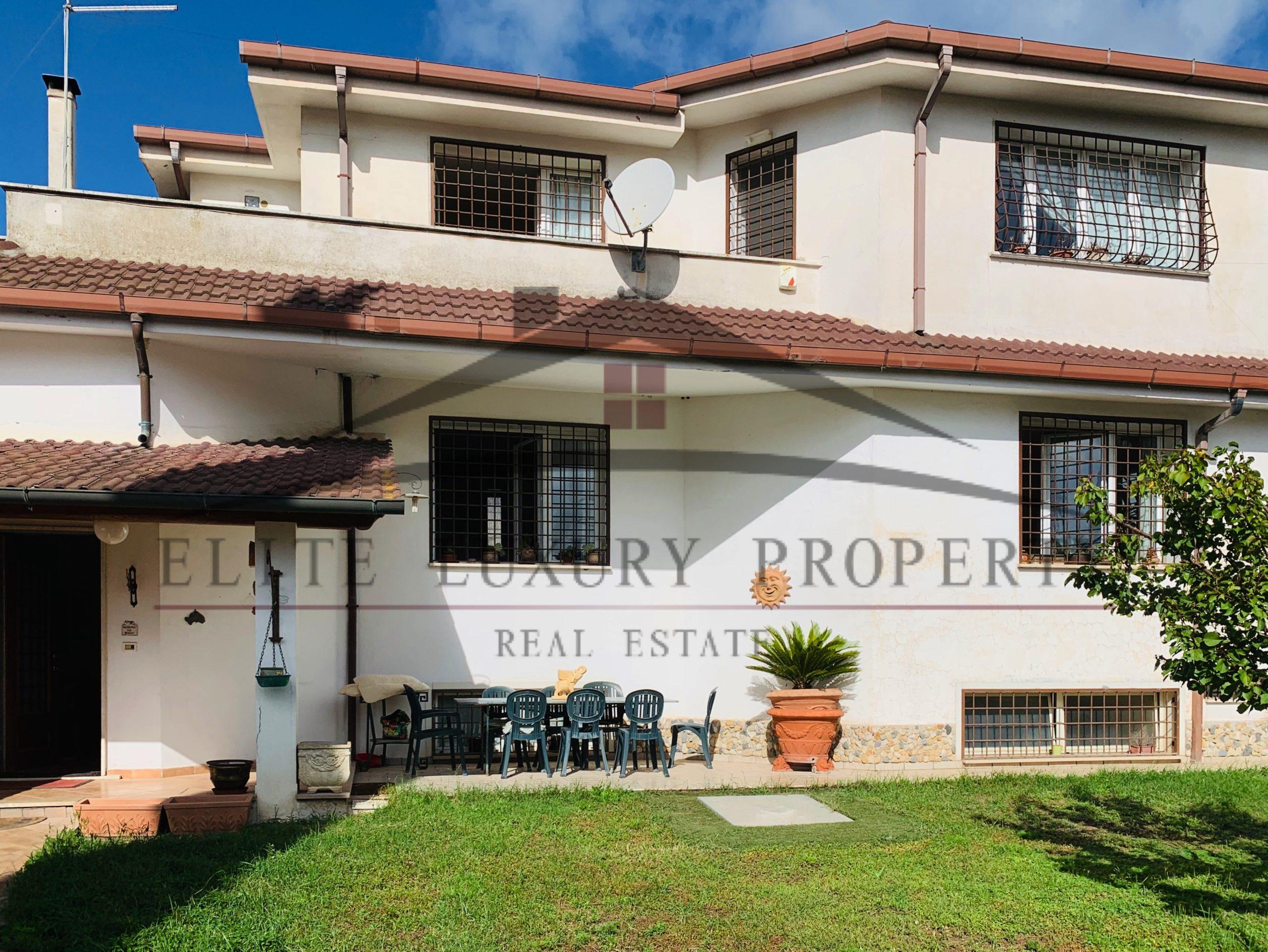 Villa unifamiliare in vendita Infernetto